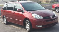 Picture of 2004 Toyota Sienna 4 Dr XLE Passenger Van, exterior