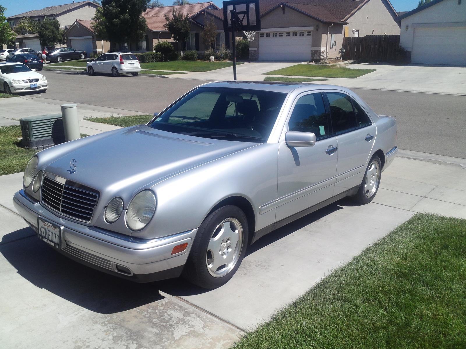1998 mercedes benz e class e430 for sale cargurus for Mercedes benz fresno used cars
