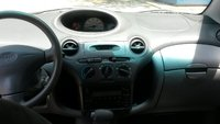 Picture of 2000 Toyota ECHO 4 Dr STD Sedan, interior, gallery_worthy