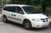 2005 Dodge Grand Caravan 4 Dr SE Plus Passenger Van Extended, Stock Photo, exterior