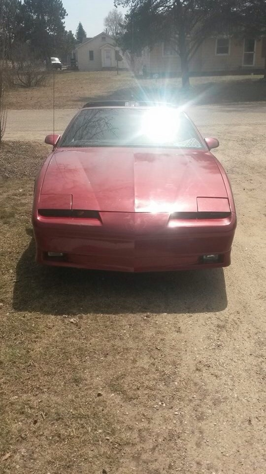 Picture of 1990 Pontiac Firebird Base