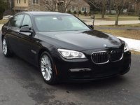 2013 BMW 7 Series 750Li xDrive picture, exterior