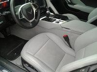 2014 Chevrolet Corvette Stingray 3LT picture, interior