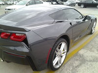 2014 Chevrolet Corvette Stingray 3LT picture, exterior