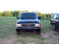 1999 GMC Jimmy 4 Dr SLT 4WD SUV, 1999 GMC Jimmy SLT 4WD, exterior
