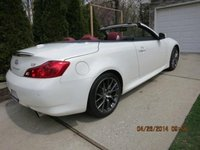 Picture of 2013 Infiniti G37 Sport Convertible, exterior