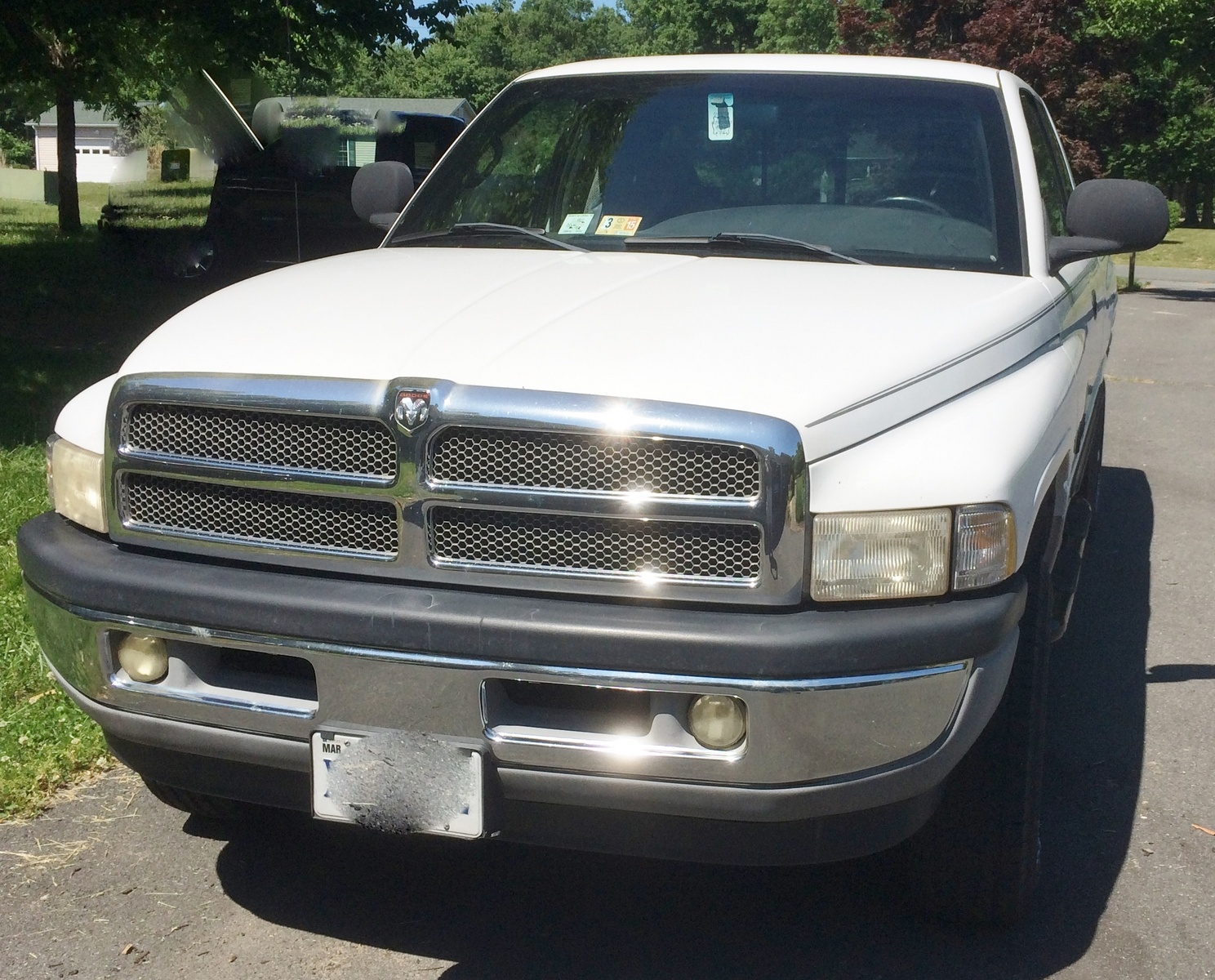 picture of 2001 dodge ram pickup 1500 4 dr slt 4wd extended cab sb. Black Bedroom Furniture Sets. Home Design Ideas