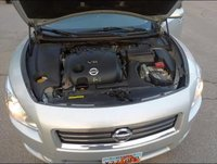 Picture of 2012 Nissan Maxima SV, engine