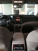 Picture of 2013 Toyota Highlander Hybrid Limited, interior