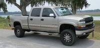Picture of 2002 Chevrolet Silverado 2500HD LT Extended Cab 4WD, exterior, gallery_worthy