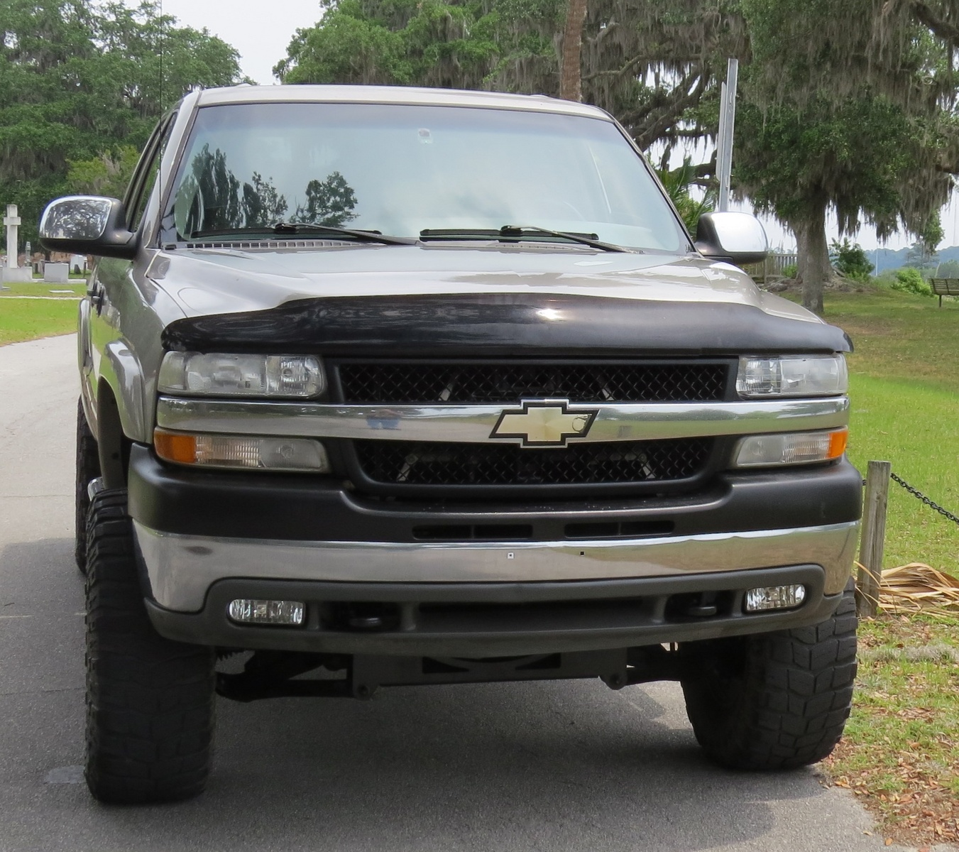 2002 Chevrolet Silverado 2500HD 4 Dr LT 4WD Extended Cab