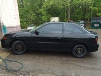 Picture of 1996 Hyundai Accent 2 Dr L Hatchback, exterior, gallery_worthy