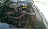 Picture of 1969 AMC Rambler American, engine