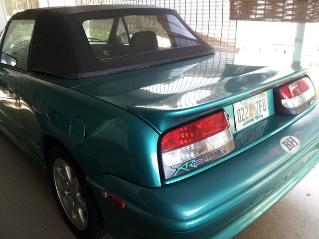 Picture of 1994 Ford Capri