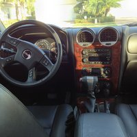 Picture of 2009 GMC Envoy SLT-1 4WD, interior, gallery_worthy