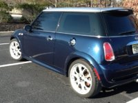 Picture of 2006 MINI Cooper S Hatchback, exterior