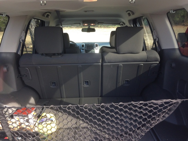 Picture Of 2014 Nissan Xterra Pro 4X, Interior, Gallery_worthy