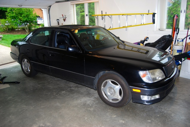 Picture of 1999 Lexus LS 400 400 RWD, exterior, gallery_worthy