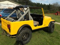 1981 Jeep CJ7 Picture Gallery
