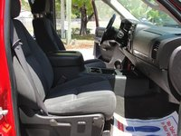 Picture of 2008 Chevrolet Silverado 2500HD 2LT Crew Cab RWD, interior, gallery_worthy