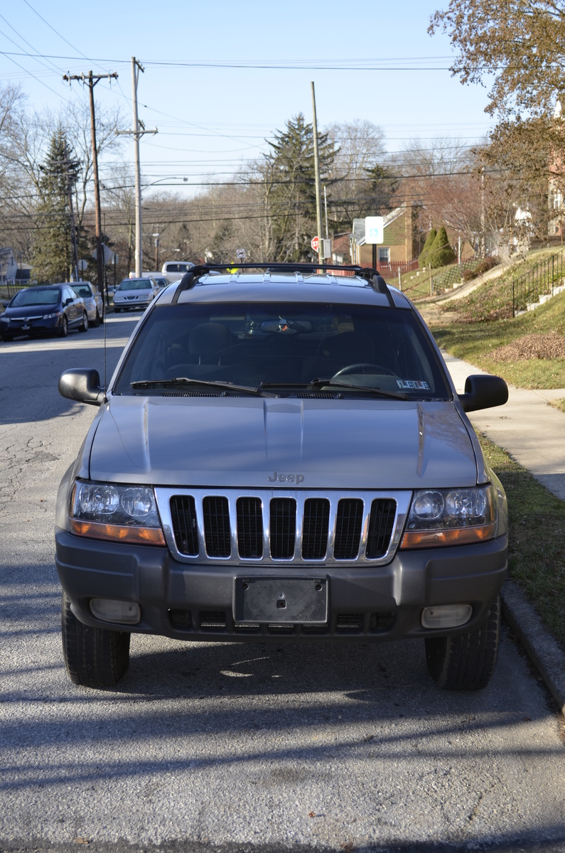 2001 Jeep Grand Cherokee Laredo 4WD picture