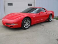 Picture of 2003 Chevrolet Corvette Z06, exterior