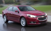 2015 Chevrolet Malibu Overview