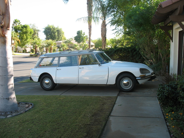 Picture of 1969 Citroen ID, exterior