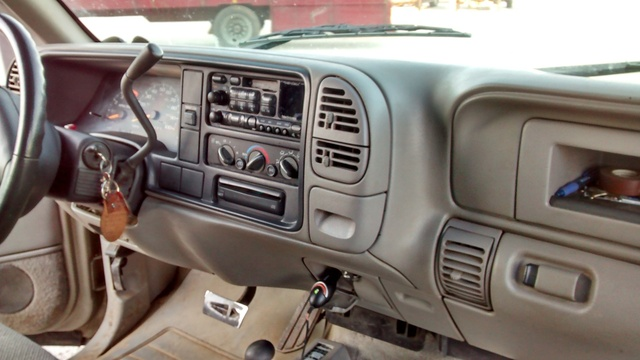 Picture Of 2000 Chevrolet C/K 3500 Crew Cab LB 4WD, Interior, Gallery_worthy