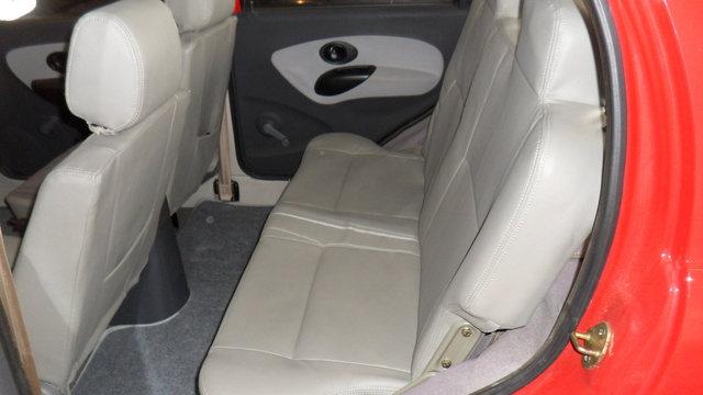 2007 honda city - interior pictures