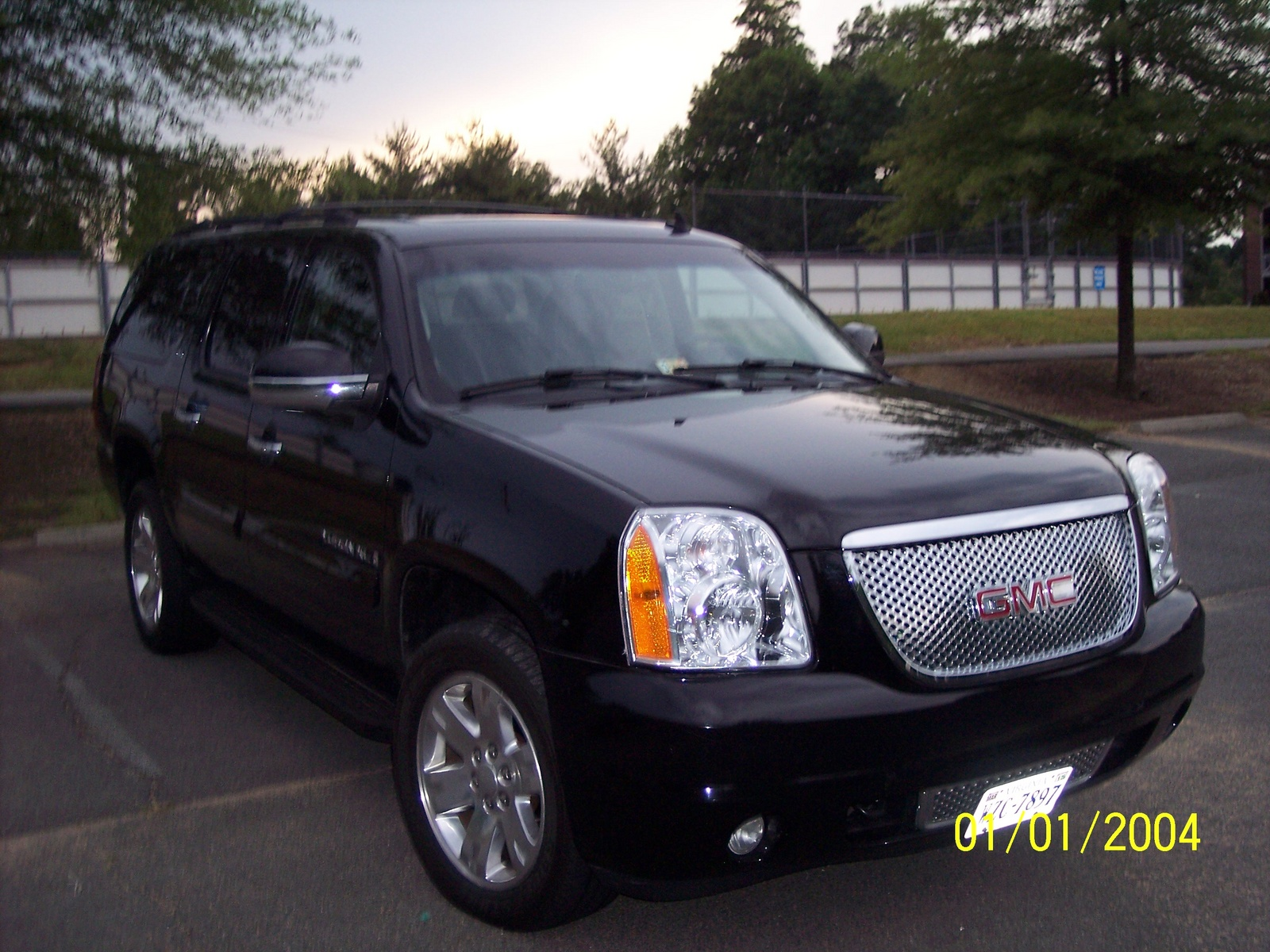 2007 gmc yukon xl for sale in washington dc cargurus. Black Bedroom Furniture Sets. Home Design Ideas
