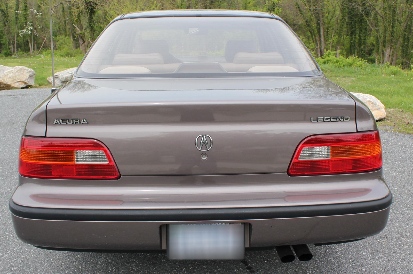 1992 Acura Legend - Pictures - CarGurus