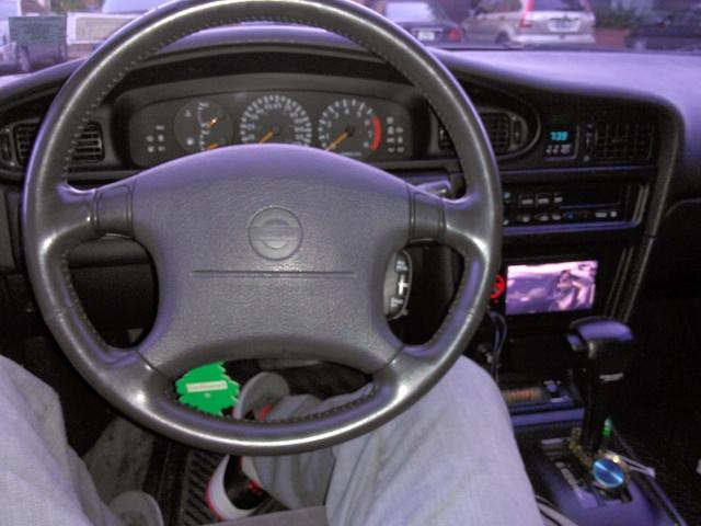 1993 Nissan Maxima Interior Pictures Cargurus