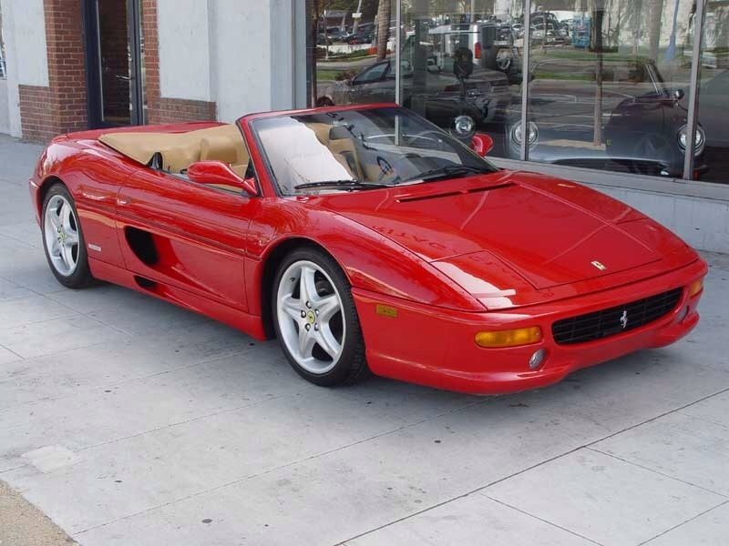 Ferrari 355 prices