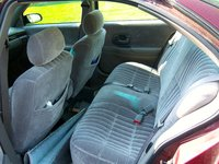 Picture of 2001 Chevrolet Lumina 4 Dr STD Sedan, interior
