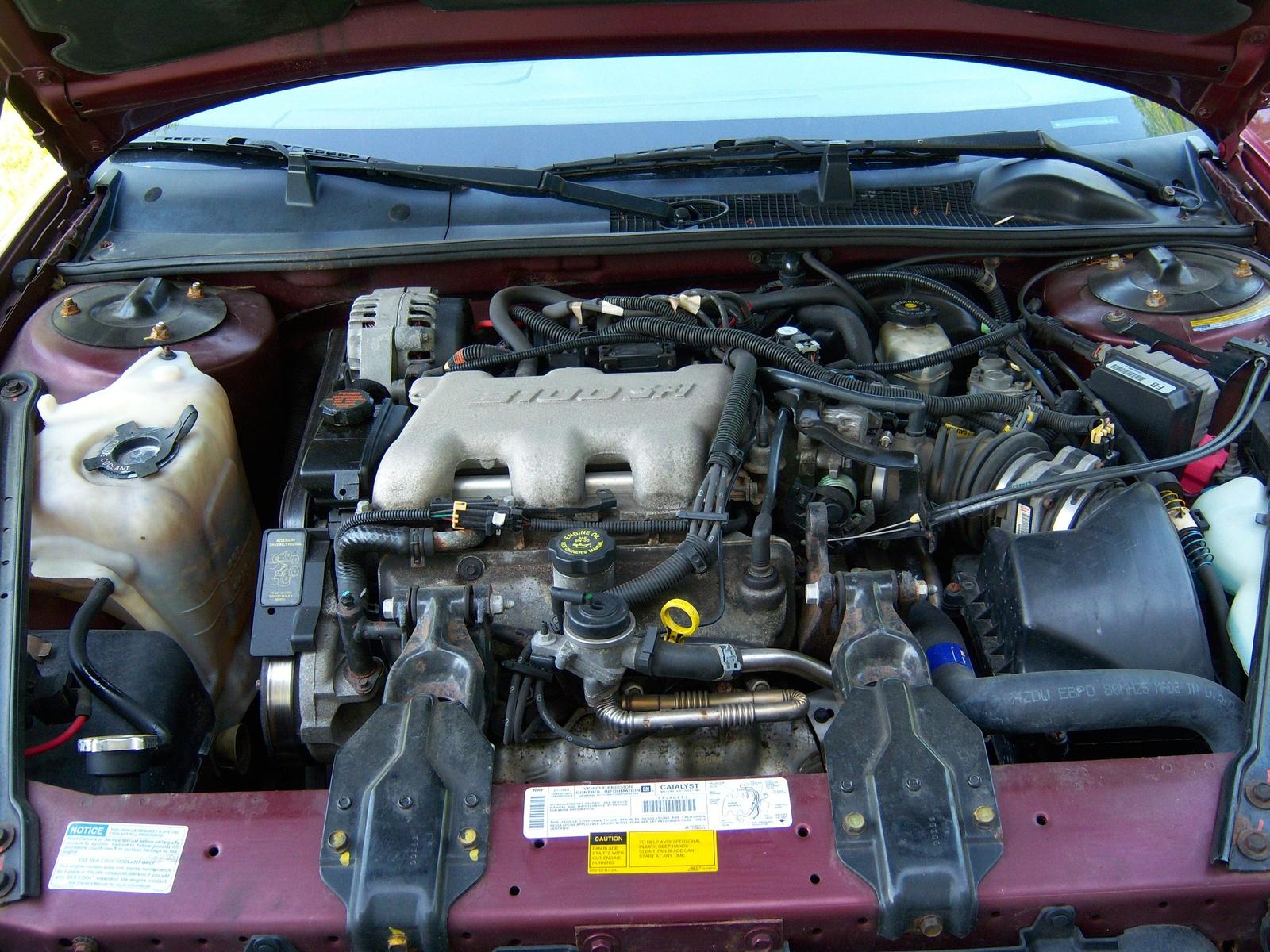 Picture of 2001 Chevrolet Lumina 4 Dr STD Sedan, engine