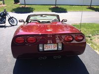 Picture of 2003 Chevrolet Corvette Convertible, exterior, gallery_worthy
