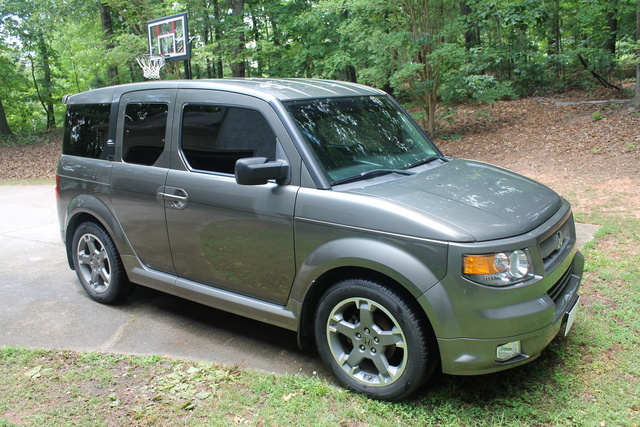 Nice Picture Of 2008 Honda Element SC, Exterior, Gallery_worthy