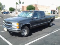 Picture of 1999 Chevrolet C/K 3500 Crew Cab Long Bed 2WD, exterior