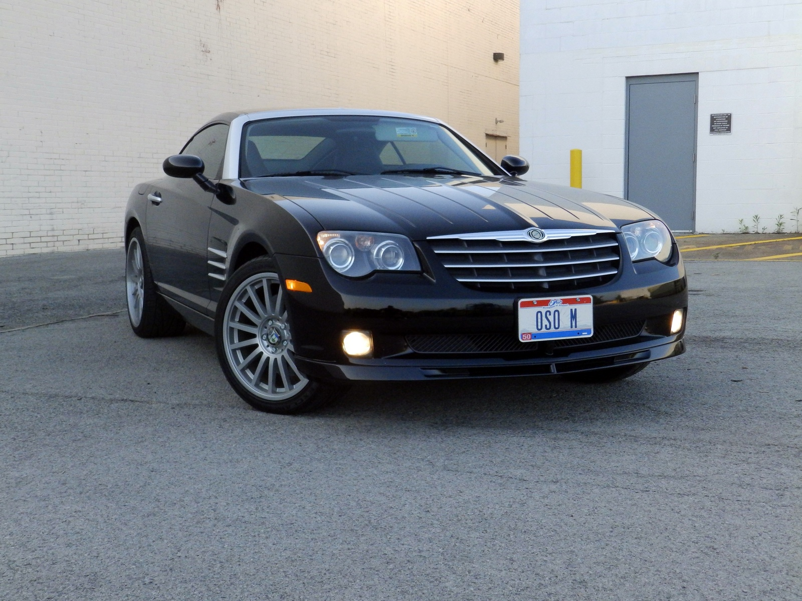 chrysler crossfire srt 6 2 dr supercharged hatchback pic. Cars Review. Best American Auto & Cars Review
