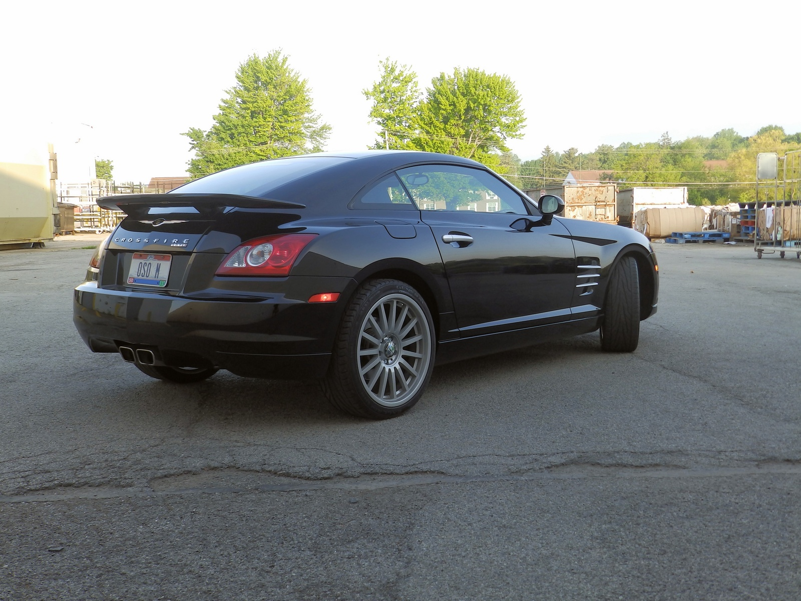 2005 chrysler crossfire srt 6 specifications cargurus. Cars Review. Best American Auto & Cars Review