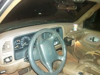 Picture of 1995 GMC Suburban K1500 4WD, interior
