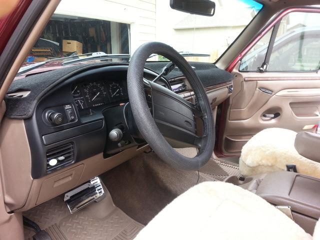 1996 Ford Bronco Pictures Cargurus