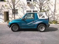 Picture of 1995 Suzuki Sidekick 2 Dr JS Convertible, exterior, gallery_worthy