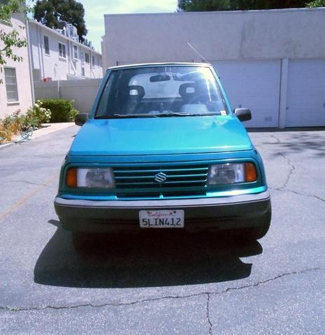 Picture of 1995 Suzuki Sidekick 2 Dr JS Convertible
