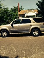 Picture of 2001 Toyota Sequoia SR5, exterior