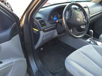 Picture of 2009 Hyundai Santa Fe GLS AWD, interior