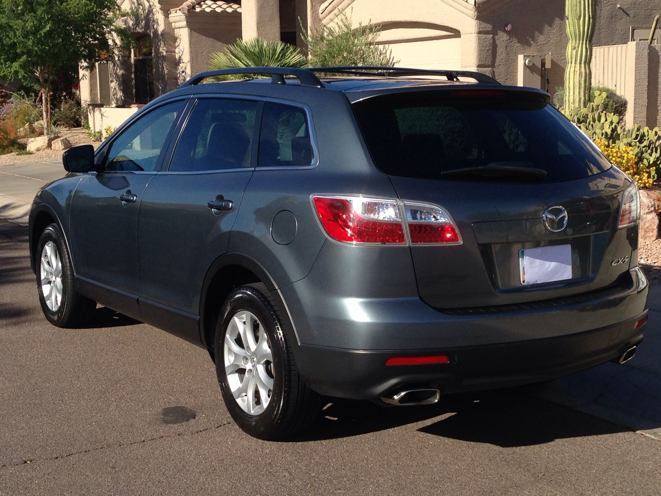 picture of 2011 mazda cx 9 touring exterior. Black Bedroom Furniture Sets. Home Design Ideas