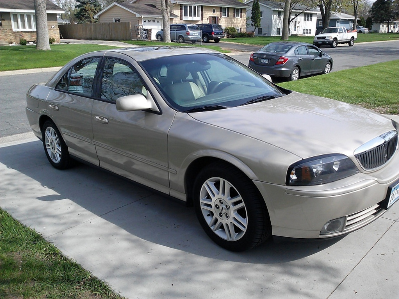 What's your take on the 2005 Lincoln LS?