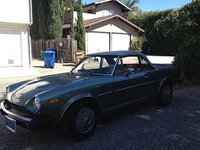 1979 FIAT 124 Spider Overview